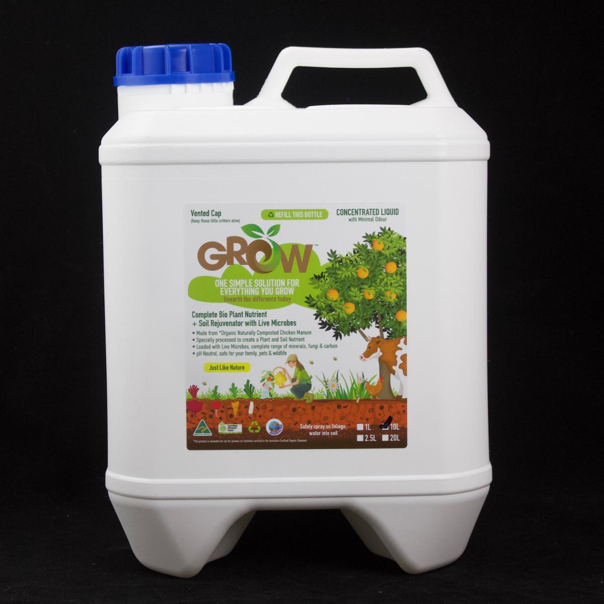 GROW 10 litre