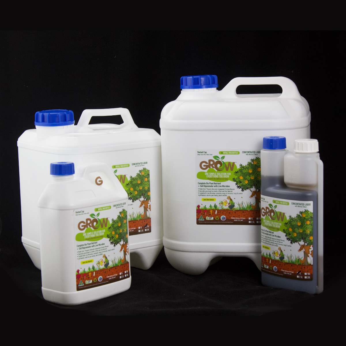 GROW products