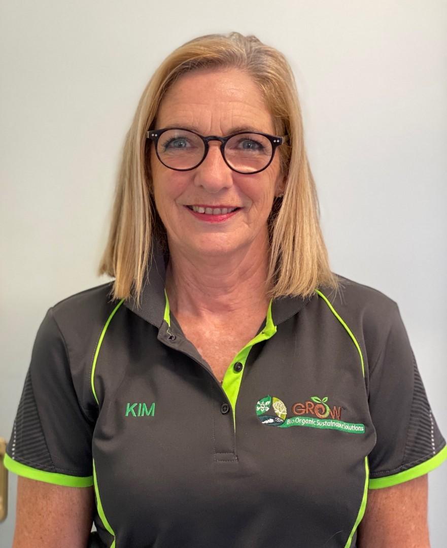 Kim Martin - GROW Retail Sales Manager