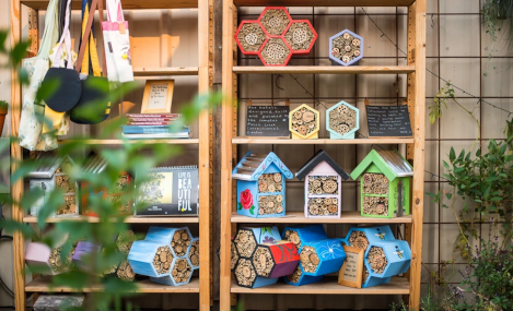 Little Bees Secret Garden