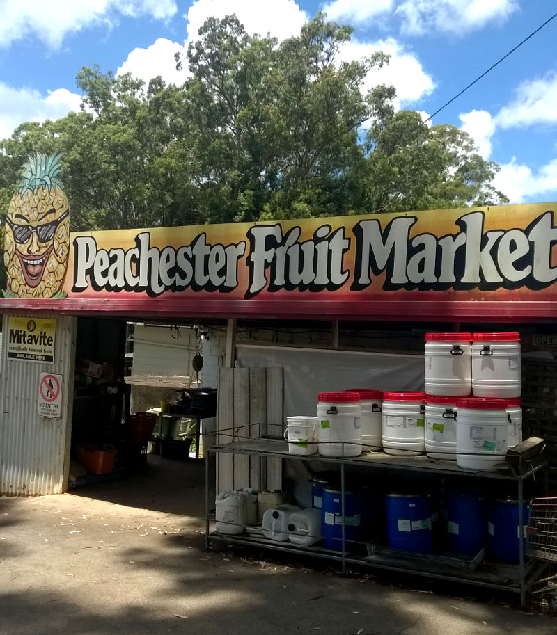 Peachester Fruit Market